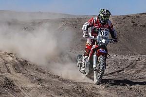 Cross-Country Rally Noticias de última hora Kevin Benavides espera una carrera