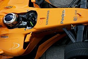 Formula 1 Breaking news McLaren set for big livery revamp for 2017 F1 car