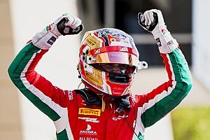FIA F2 Chronique Chronique Leclerc - De la 14e place à la victoire!