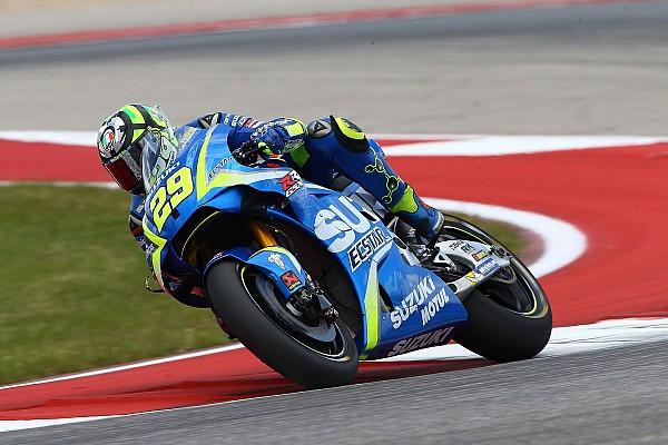 MotoGP 速報ニュース 【MotoGP】今季初ポイントのイアンノーネ「スズキへの期待高すぎた」