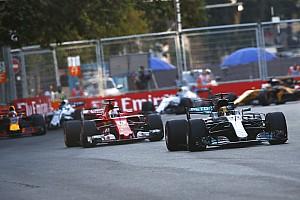 """Hamilton: """"Vettel moest zich schamen voor zijn actie"""