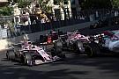 Pérez dice que Force India le confesó que Ocon fue 100 % culpable en Bakú