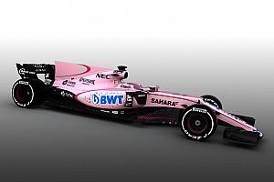 Formula 1 Ultime notizie Force India sconcertante: benvenuto alla BWT con la livrea rosa!