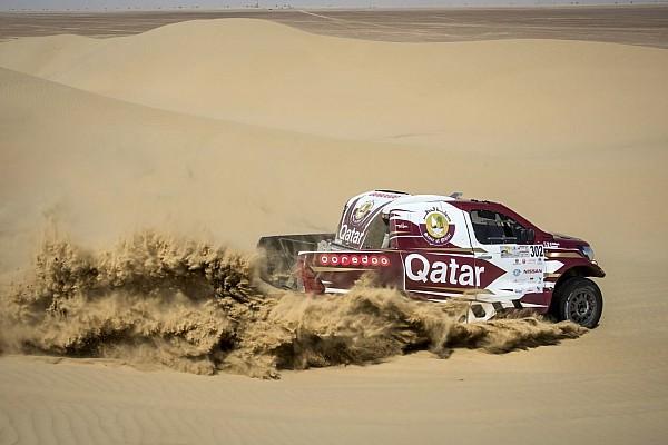 Al-Attiyah inicia el asalto al Mundial de Cross-Country al ganar en Dubai