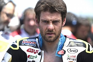 MotoGP Breaking news Crutchlow set to sign new two-year Honda deal