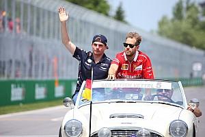 Formule 1 Actualités Horner : Verstappen