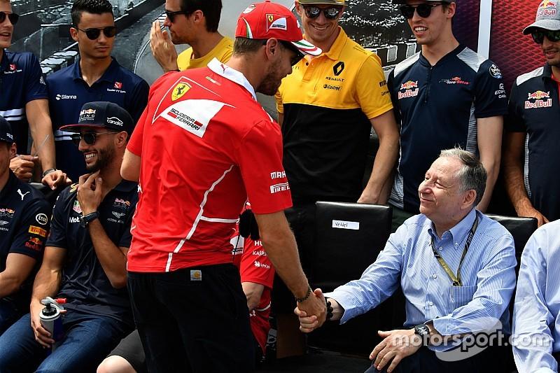 FIA решила не наказывать Феттеля за скандал в Баку