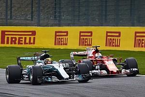 F1 Análisis Análisis técnico: Mercedes sacó ventaja con la quema de aceite