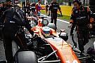 Alonso nem tud mit mondani, ismét a Honda adta fel a küzdelmet alatta