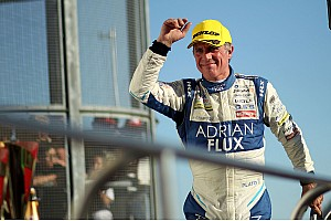 BTCC Breaking news Plato stays at BMR Subaru for third BTCC season