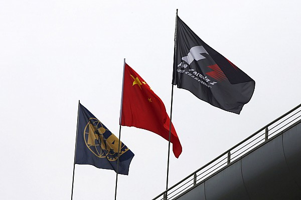 F1 突发新闻 凯利对中国大奖赛续约满怀信心