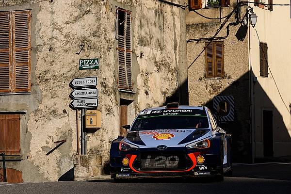 Neuville, cuarto ganador distinto del WRC en Córcega y Sordo sube al podio