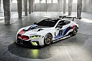 BMW officially unveils its M8 GTE challenger