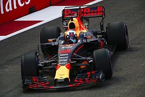 F1 速報ニュース ポール逃すも鼻息荒いレッドブル。リカルド「優勝のチャンスはある」