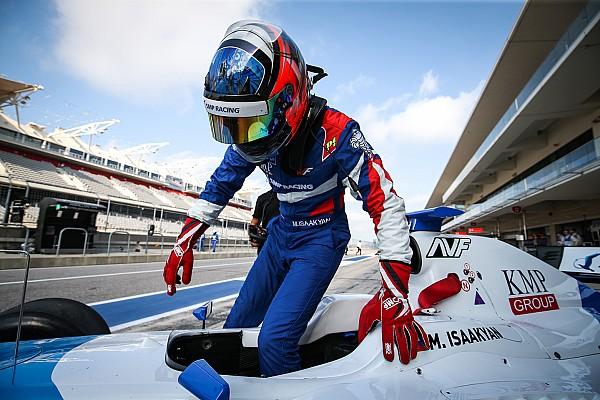 فورمولا  V8 3.5 تقرير التجارب التأهيليّة فورمولا 3.5: إسحاقيان يتفوق على فيتيبالدي ليحرز قطب الانطلاق الأول في البحرين