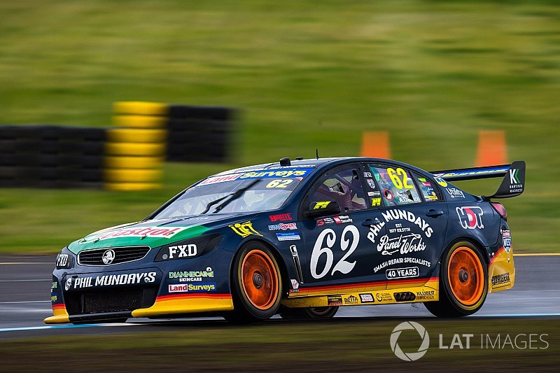 Restructured Dumbrell Supercars squad announced