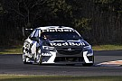 New Commodore Supercar makes on-track debut