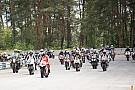 Галерея: колона байкерів та Кличко на відкритті MotoOpenFest