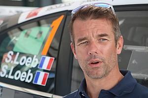 Rallye suisse Rapport d'étape Loeb :