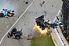 Dixon lolos dari cedera parah setelah kecelakaan hebat di Indy 500