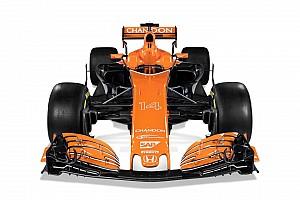 Photos - La McLaren MCL32 sous toutes ses coutures