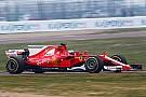 Formule 1 Réactions contrastées des pilotes Ferrari après le premier roulage