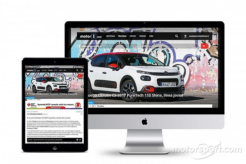 Motor1.com startet spanische Version seiner Plattform