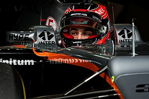 Formule 1 Interview Ocon :