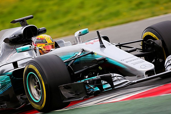 Formula 1 Testing report Barcelona F1 test: Hamilton fastest again as McLaren troubles continue