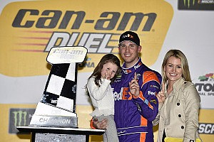 NASCAR Cup Breaking news Regan Smith to stand-by while Denny Hamlin's on baby watch