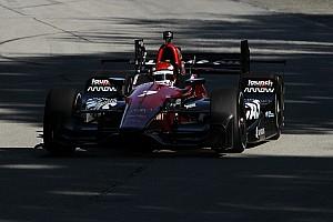 IndyCar Новость Алешин вернулся к выступлениям в IndyCar