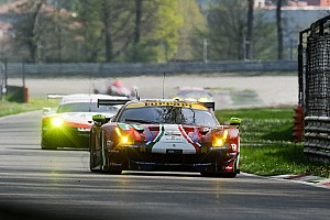 WEC Breaking news WEC sets up automatic Balance of Performance for GTE