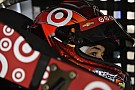 Larson spins, but still leads All-Star Race practice