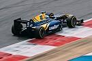 Ф2 у Бахрейні: Роуланд виграв першу практику нової ери