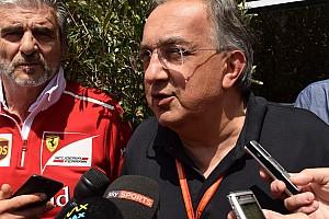 Forma-1 Interjú Marchionne: Vettel-Hamilton csere? Eszünkbe sem jutott!