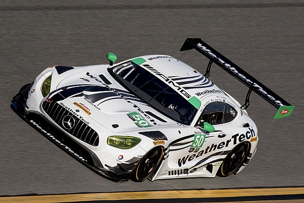 AMG GT3 Customer Sports entries complete successful Roar Before Rolex 24 at Daytona