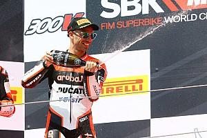 WSBK Actualités Officiel : Marco Melandri reste chez Ducati en 2018