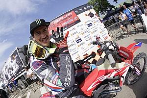 Cross-Country Rally Noticias de última hora Barreda tras ganar la Baja:
