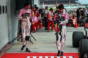 F1 Noticias de última hora Pérez dice que Ocon se