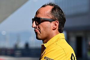 Robert Kubica acepta que no tiene claro su futuro