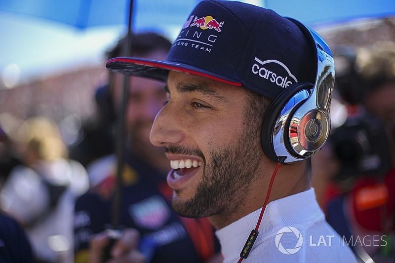 Ricciardo Beverly Hillsben