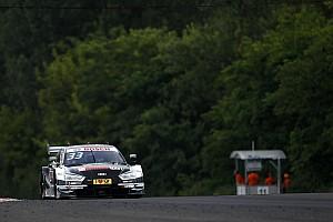 DTM Репортаж з кваліфікації DTM на Хунгарорингу: Раст здобув поул першої гонки
