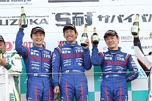 スーパー耐久 速報ニュース 【S耐】Le Beausset、第3戦鈴鹿ラウンドで今季初優勝