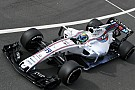 Tech gallery: How the Williams FW40 evolved throughout 2017