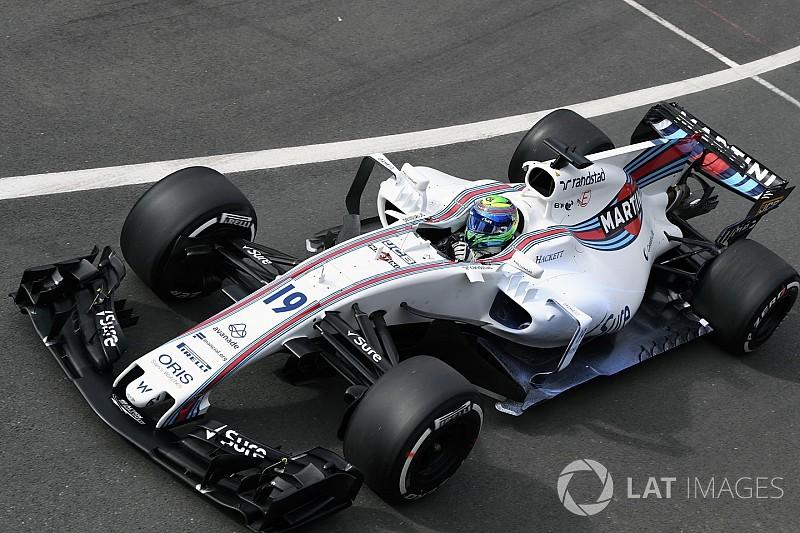 Galéria: így fejlődött a Williams FW40 a 2017-es szezonban