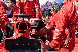 Ferrari needs long-term solutions, says Vettel