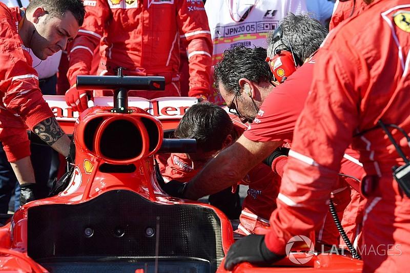 Ferrari needs long-term solutions, says Vettel