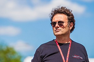 Formel E Interview Pallanca Pastor: