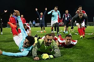 GENEL Son dakika Ampute Milli Futbol Takımımızı kutluyoruz