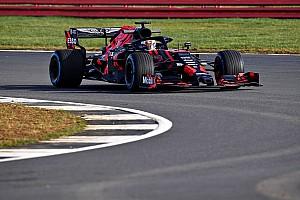 GALERÍA: El Red Bull RB15 2019 en pista